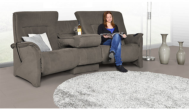 couch mit relaxfunktion elektrisch couch. Black Bedroom Furniture Sets. Home Design Ideas