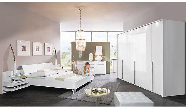 schlafzimmer weiß komplett | mabsolut, Schlafzimmer