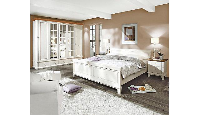 richten sie ihr schlafzimmer komplett im landhausstil ein ... - Landhaus Schlafzimmer Komplett