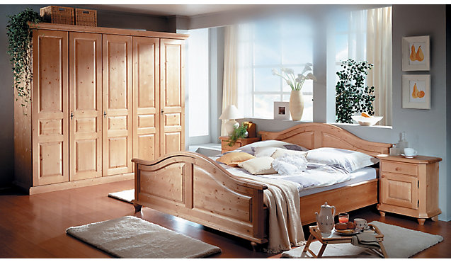 Landhaus-Schlafzimmer Tramin