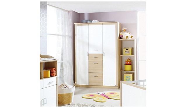 der kleiderschrank maja mit viel stauraum. Black Bedroom Furniture Sets. Home Design Ideas