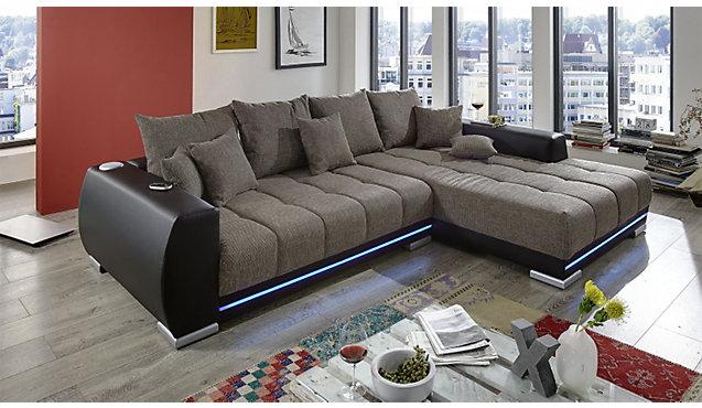 sofa brasilien mit lautsprechern und led beleuchtung. Black Bedroom Furniture Sets. Home Design Ideas