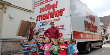 Möbel Mahler hilft