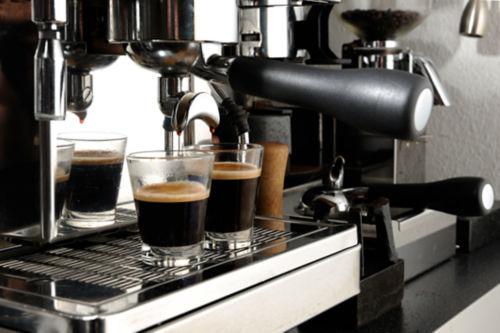 рожковые кофеварки